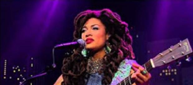 Valerie June was among artists standing and singing for beauty and unity at Austin City Limits 2017. Screencap ACL Music/YouTube
