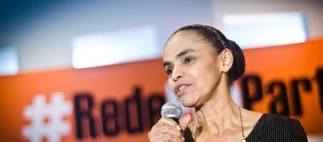 Marina Silva nega crise interna no Rede