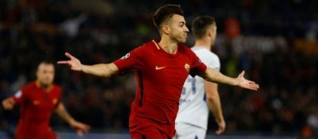 L'AS Roma inflige une correction à Chelsea