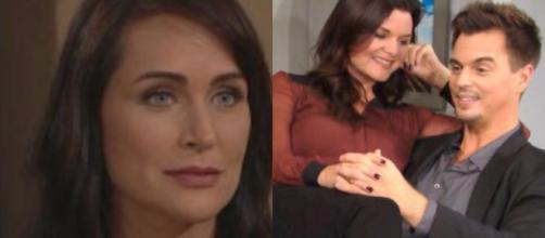Beautiful, anticipazioni: Quinn accetta la nuova relazione di suo figlio
