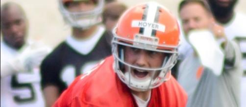 Brian Hoyer signed a two-year, $12 million deal with the 49ers before the 2017 season (Image Credit: Erik Daniel Drost/WikiCommons)