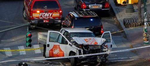Estados Unidos: al menos 8 muertos en atropello múltiple en ... - publimetro.cl