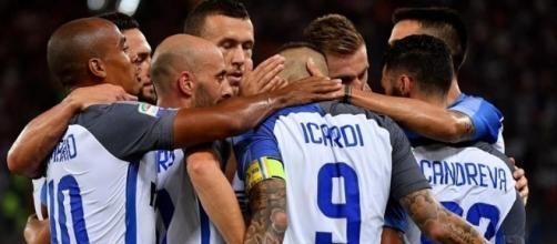 Foto 'giocatori inter', fonte ZON.it