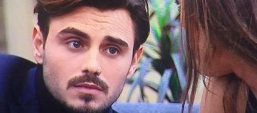 Francesco Monte lasciato da Cecilia Rodriguez al Grande Fratello Vip