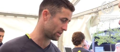 Gary Cahill Interview Ahead Of FA Cup Final -Image credit - BeanymanSports | YouTube