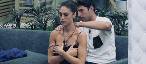 GF Vip, Cecilia Rodriguez e Ignazio Moser innamorati