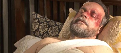 Il Segreto, anticipazioni novembre 2017: Raimundo è grave dopo l'esplosione della bomba