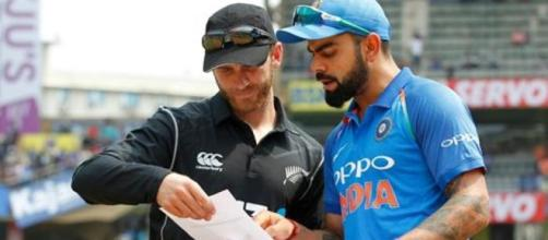 India vs New Zealand T20Is: (Image Credit: Cricbuzz/Youtube screencap)