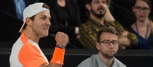 Indian Wells : Lucas Pouille franchit sans encombre le 2e tour ... - eurosport.fr
