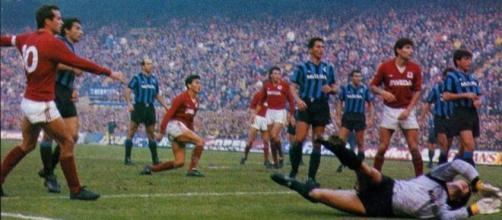 Inter-Torino 2-1, stagione 1986/87: l'ultima sfida disputata a San Siro nel mese di novembre tra nerazzurri e granata