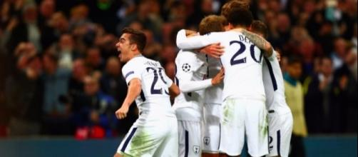 It is a night to remember in North London - Twitter