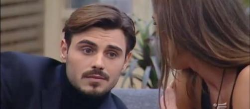 La reazione di Francesco Monte dopo il confronto con Cecilia