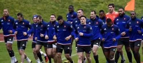 Le XV de France en reconquête - XV de France - Rugby - lefigaro.fr