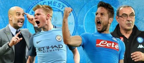 Naples Manchester City, qui va gagner ?
