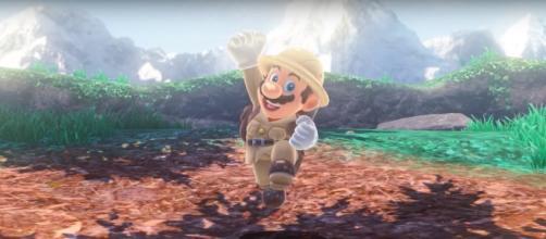 Nintendo Switch Super Mario Odyssey (IGN/YouTube)