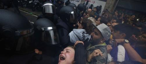 Nunca se deberían haber visto imágenes del atropello ciudadano a votantes