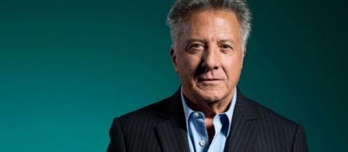 O ator Dustin Hoffman, atualmente