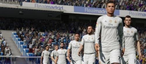 Real Madrid : Un cadre se trouve très mauvais dans FIFA 18 !