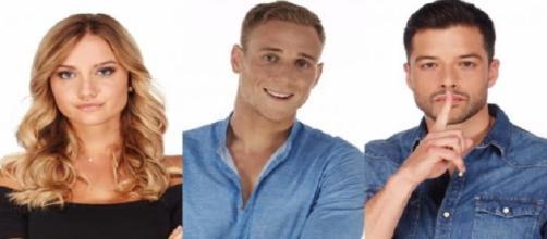 Shirley, Jordan et Benjamin, les trois nominés de SS11 cette semaine