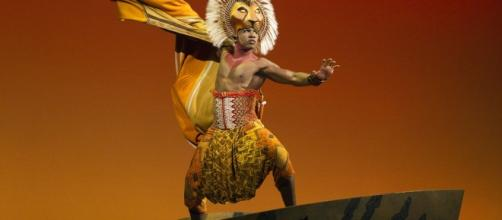 """""""The Lion King"""" got a stage adaptation on Broadway in 1997. (image via Barne227/ Wikimedia Commons)"""