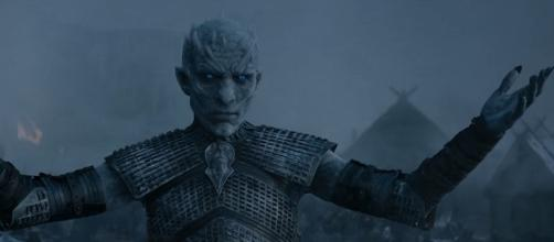 The Night King leads the Amry of the Dead Image credit - GameofThrones | YouTube