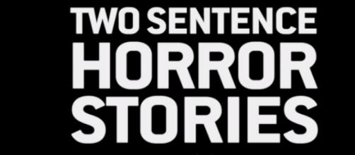 Two Sentence Horror Stories from screenshot