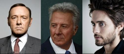 Vários atores de Hollywood são acusados de violência doméstica e sexual.