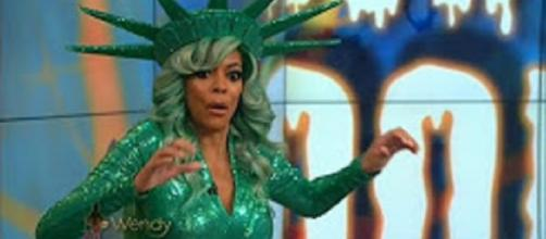 Wendy Williams experiences the worst live TV scare--a faint on-air.Image credit - Inside Edition /YouTube