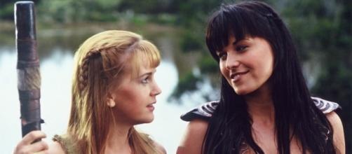 Xena, a princesa guerreira, foi um dos maiores seriados dos anos 90