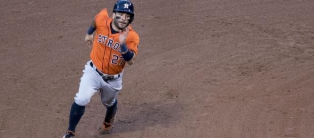 Astros dominate Dodgers 5-1 (Image credit - Flickr- Keith Allison)