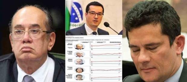 CPMI convida Mendes, Moro e Dallagnol para discutirem delação premiada