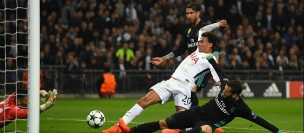 El Madrid tocó fondo en Wembley