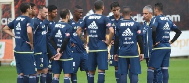 Flamengo pode perder um de seus jogadores em 2018