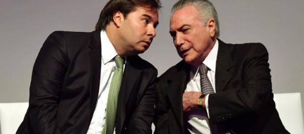 Homem de confiança de Temer é elogiado por Rodrigo Maia e torna-se um nome para presidir o país