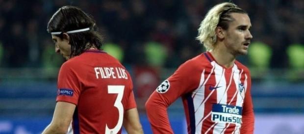 L'Atlético Madrid au bord de l'élimination