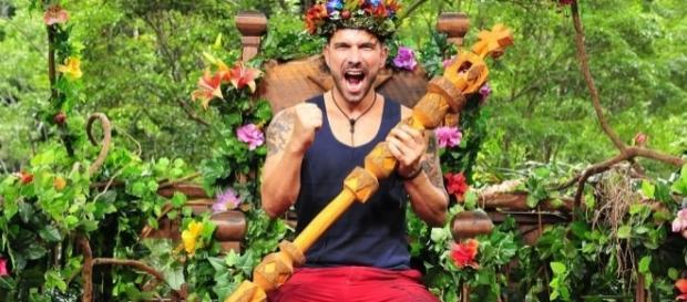 Noch ist Marc Terenzi der amtierende Dschungelkönig - rp-online.de