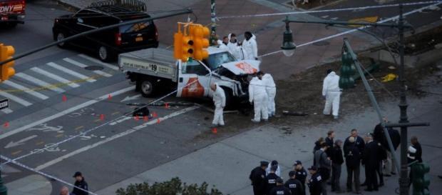 Premier attentat meurtrier à New York depuis 2001 - Amériques - RFI - rfi.fr