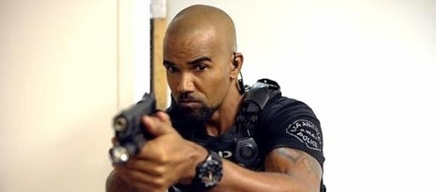 Shemar Moore stars in new CBS series 'S.W.A.T.' on November 2 [Image: CBS/YouTube screenshot]