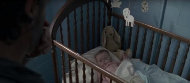 'TWD:' Rick finds a baby /Image via Daryl Dixon, YouTube