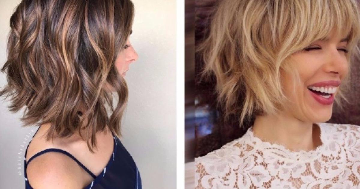 Nuovi tagli capelli autunno inverno 2018