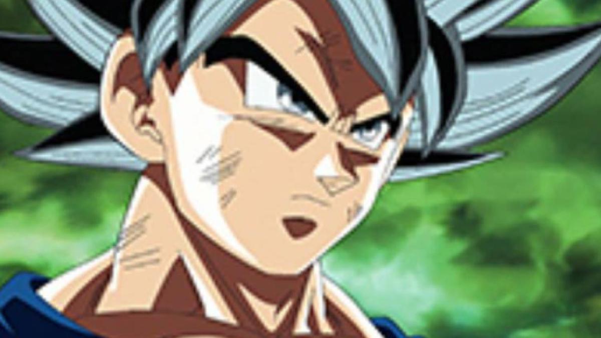 Dibujo De Goku Ultra Instinto: Dibujo De Goku Ultra Instinto