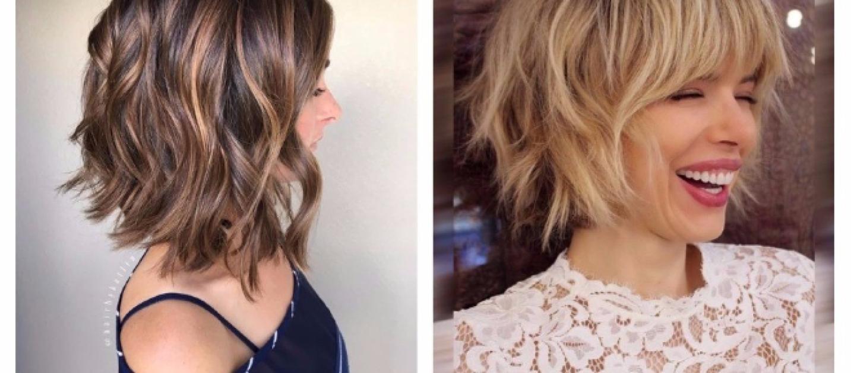 Nuovi tagli di capelli e colori 2018