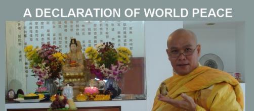 Bhikkhu Buddha Dahtu via Flickr (Fair Use: unrestricted)