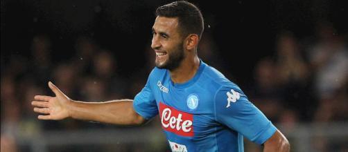 Calciomercato Napoli Evra Ghoulam - fantagazzetta.com