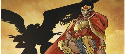 Cartel de Héroes Cómic Con 2017