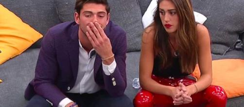 Cecilia e Ignazio hanno fatto l'amore sotto le telecamere