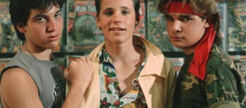 Corey Haim from a screenshot of his movie