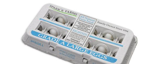Eggs are graded AA, A, and B. [Image: USDA/Flickr.com]