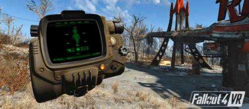 'Fallout 4 VR,' upcoming games [Photo via vive/Bethesda Game Studios]