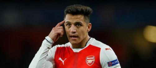 Foot PSG - PSG : Paris tente de bloquer Alexis Sanchez avec 10 ME ... - foot01.com